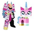Unikitty Armor!!! (AQW Version :3) by teamlpsandacnl
