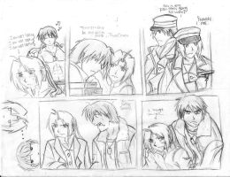 FMA: Random Panels sketch by TheMadWoman-Ellie