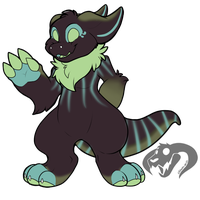 Wickerbeast adopt Sold by Darumemay