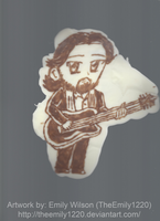 Alan Parsons Chocolate Chibi by TheEmily1220