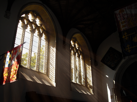 Cathedral windows by Destinaetus