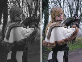 Cosplay Norn, Guild Wars 2 by meghaneG