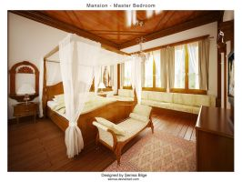 M-Master Bedroom by Semsa