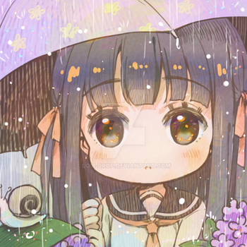 Rainy day by loli-drop