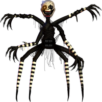 Twisted Puppet remake by Fnaf-fan201