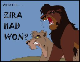What if Zira Won? Cover by Zee-Stitch