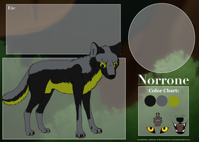 (Old) Norrone Profile by RolePlayGalPaw