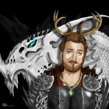Be Your Mythical Best - Rhett McLaughlin by Dirty-Couch