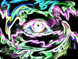 The Purple Eye 2 by Victor-pocket