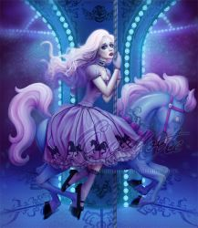 Mad Carousel by Enamorte