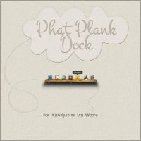 Phat plank Wood Dock by pigboat