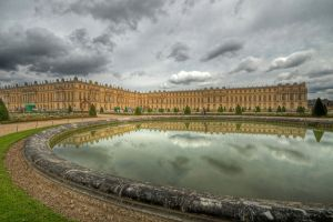 Palace of Versailles HDR 3 by daniellepowell82