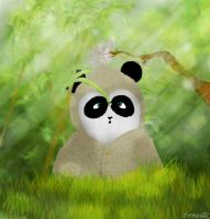 ~ Amidst The Bamboo ~ by PandaNotes