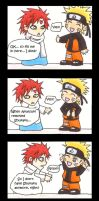Gaara Needs Sleep by Celadoria