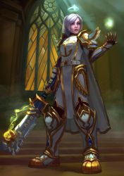 Paladin by Neirr