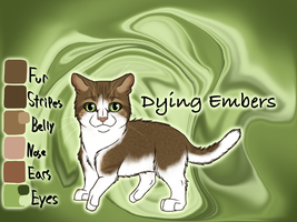 Dying Embers of Tall Shadows Camp - TFB by Jayie-The-Hufflepuff