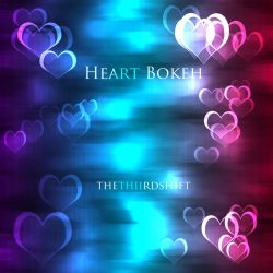 Bokeh Brushes- Hearts by thethiirdshift