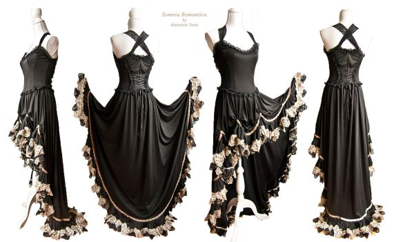 Dress Vigonza, Somnia Romantica by Marjolein Turin by SomniaRomantica