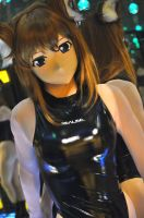 Photo-shooting OFF. Dec, 2014.-Kugen in REALISE.7 by chocolate-array