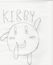 Kirby art1 by Kirbykid
