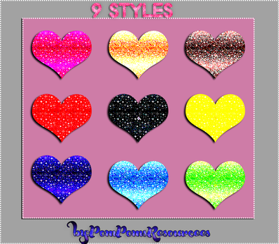 9 Styles by sonedesigns