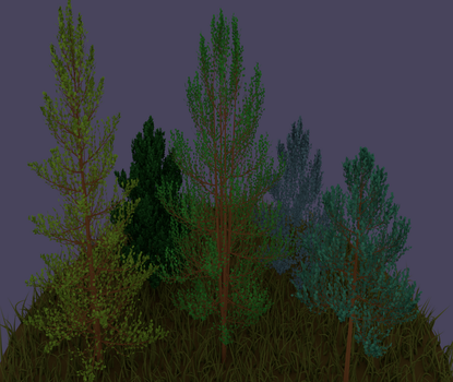 Small Forest by scadl