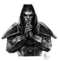 TOR: Sith Inquisitor by ZW1138