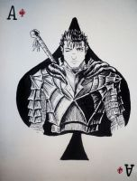 Ace of Spades Guts by Jovenazo