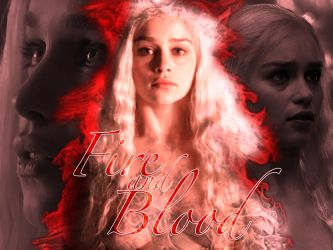Fire and Blood by KittieVampire