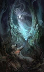What Remains by AlectorFencer