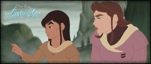 Lady Ice Production Still 02 by LPDisney