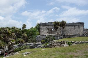 Mexico Mayan Ruins Tulum  02 by FairieGoodMother