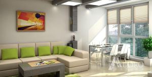 Living Room Design by adorodesign