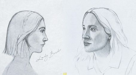 Lady Bird Studies by nikolayhranov