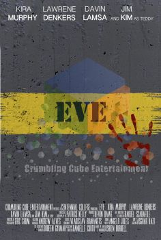 EVE Official Poster #1 by ScarafileProductions