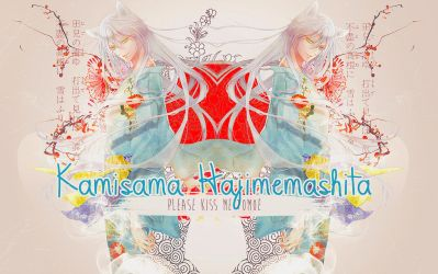Kamisama kiss Wallpaper by lady-alucard