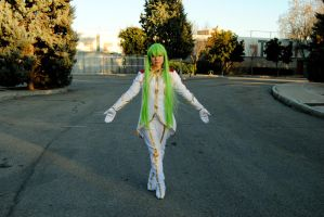 Code Geass - Welcome by YumiAznable
