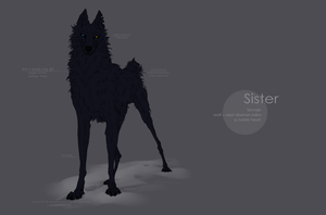 Sister Refsheet 2018 by BlackNemera