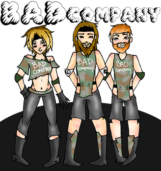 Bad Company by Saiyen-Girl