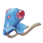PokeCollab Tentacool by LizDoodlez