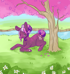Cherry Blossom by AndriaMiles