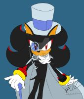Prize: Kaito Shadow by ShadowReaper12