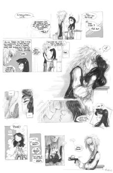 GND68 - The One With The Kiss by Pika-la-Cynique
