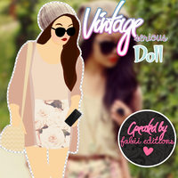 Vintage Serious Doll PSD by fabii27