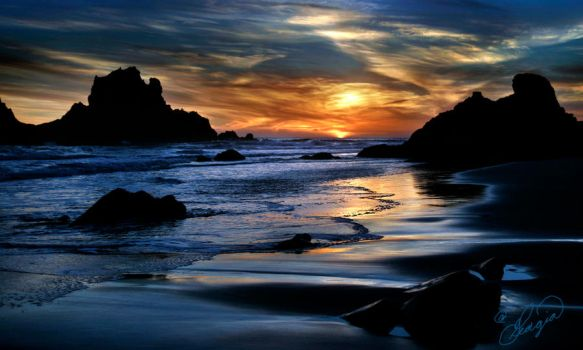 Big Sur by ForeverCreative