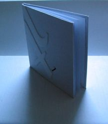 Artist book Tersas - Cover by bldred
