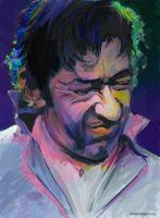 Serge Gainsbourg by Angey-paint