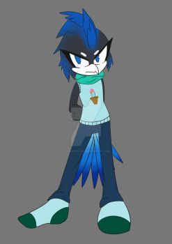 Sonic adopt bird  [CLOSED] by KarmaGeLight
