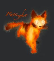 Rottingfire (redraw) by lalaweki
