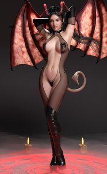 Succubus - 11 by johngate2014